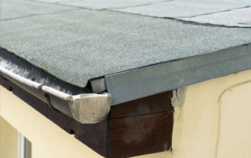 Abune The Hill flat garage roofing repairs