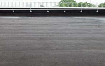 Abune The Hill asphalt roof replacement